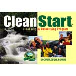 CleanStart - Choose from Apple-Cinnamon or Citrus flavors