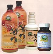 Nature's Noni Morinda Citrifolia Fruit & Super Supplemental